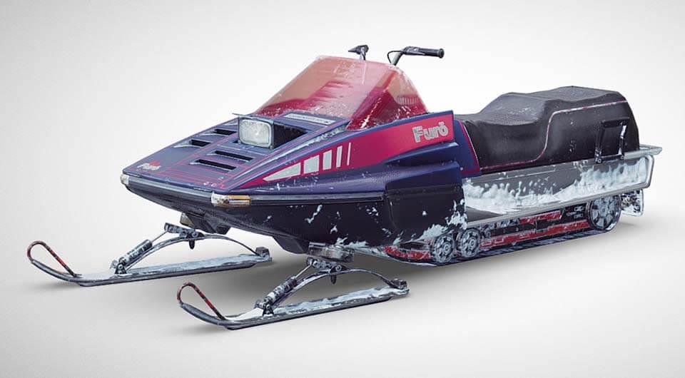 pubg снегоход snowmobile