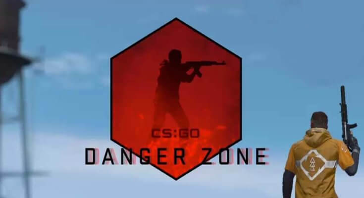 CS GO Danger Zone