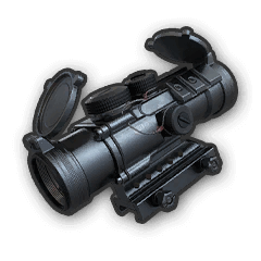 3x Backlit Scope