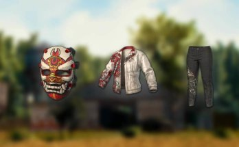 PUBG PAI Dragon Set
