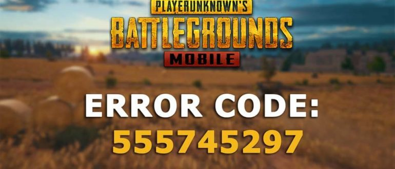 Error code 555745297 PUBG Mobile Tencent Gaming Buddy