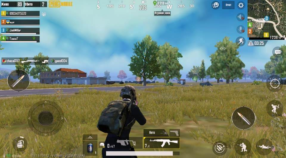 gfx tool pubg mobile screenshot