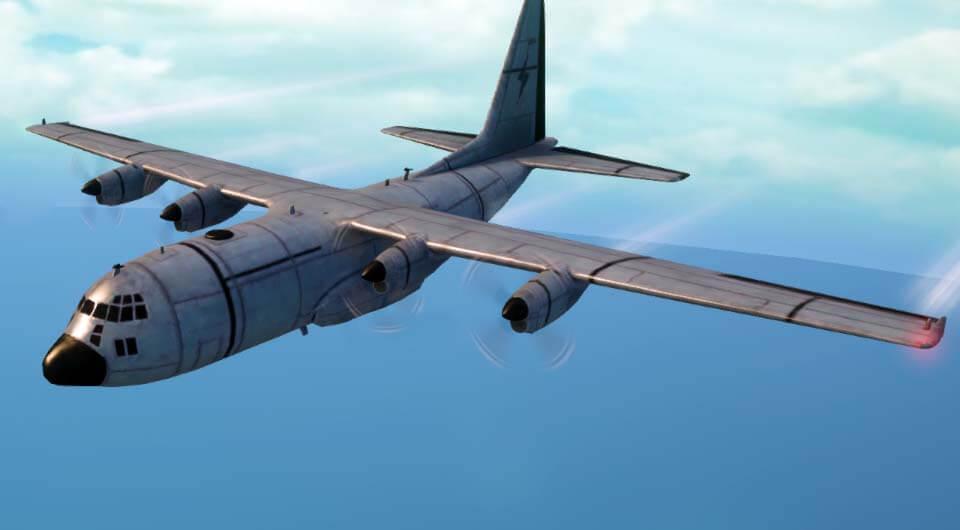 Самолёт C-130