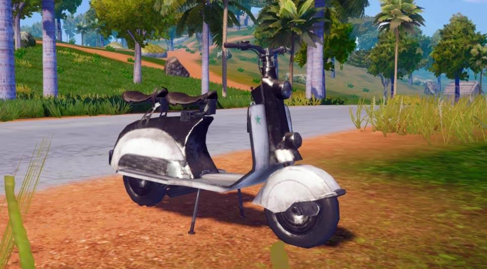 Мотороллер Scooter