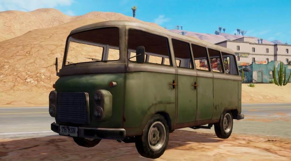 Фургон Van