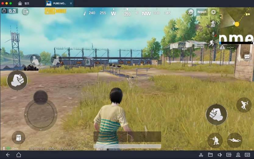 PUBG Mobile MAC OS Gameplay