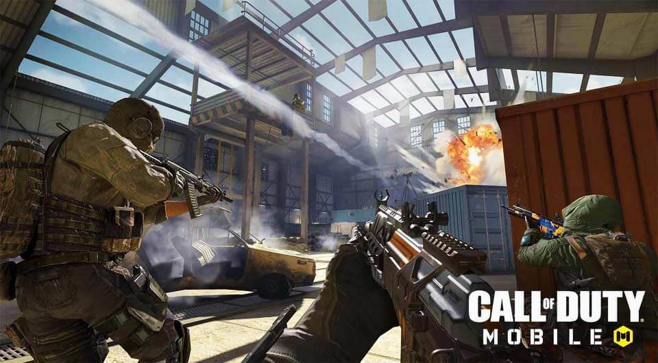Call of Duty Mobile BlueStacks