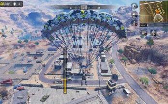 Приземлиться на обратном отсчете Call of Duty Mobile