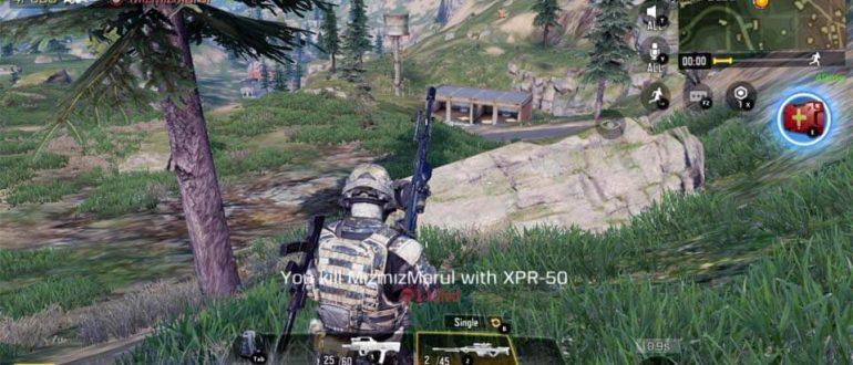 Системные требования Call of Duty Mobile