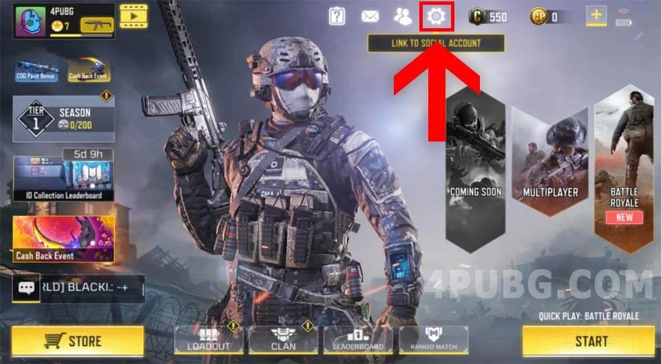 Call of Duty Mobile как включить русский язык