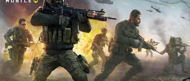 Call of Duty Mobile на ПК Nox Player