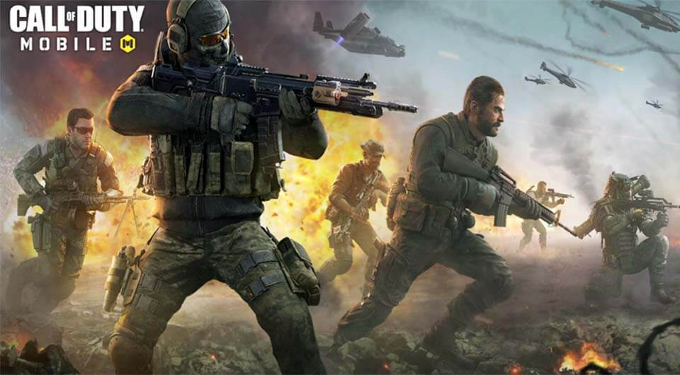 Call of Duty Mobile на ПК Nox Player