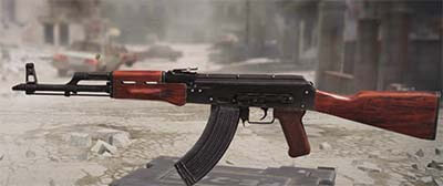call of duty ak47