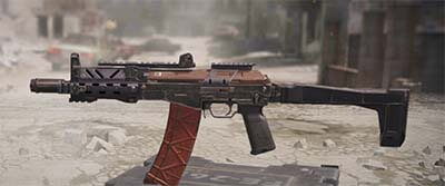 AKS-74U Call of Duty Mobile