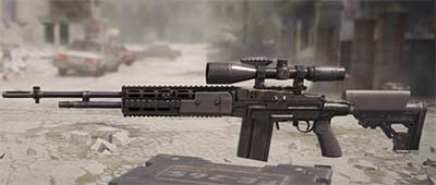 M21 EBR Call of Duty Mobile