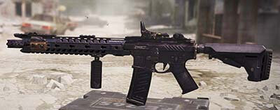 call of duty mobile m4