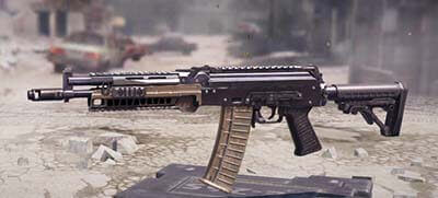 AK117 Call of Duty Mobile