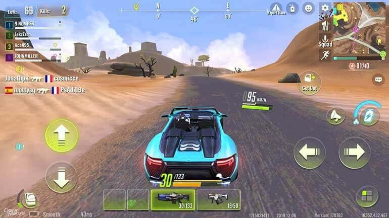 cyber hunter gameplay