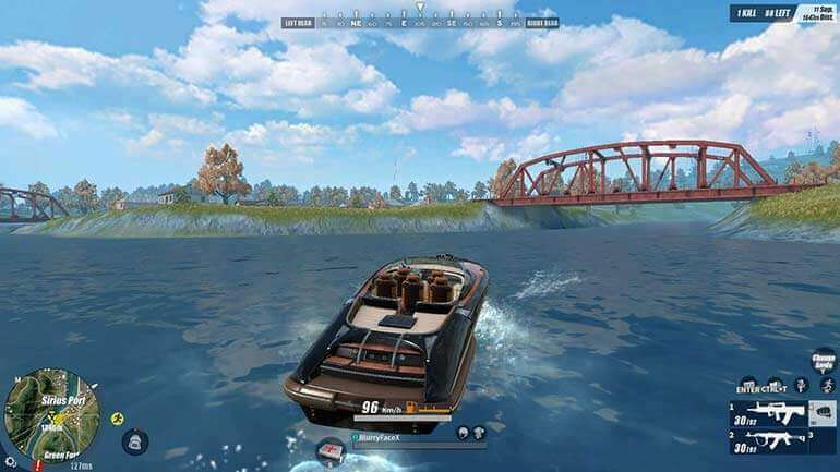 gameplay rules of survival