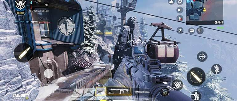 секреты call of duty mobile