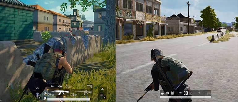 Отличия PUBG на ПК от PUBG Mobile
