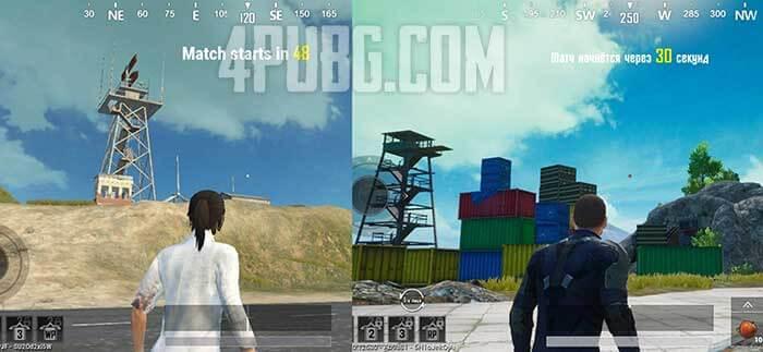 PUBG Mobile и PUBG Mobile Lite
