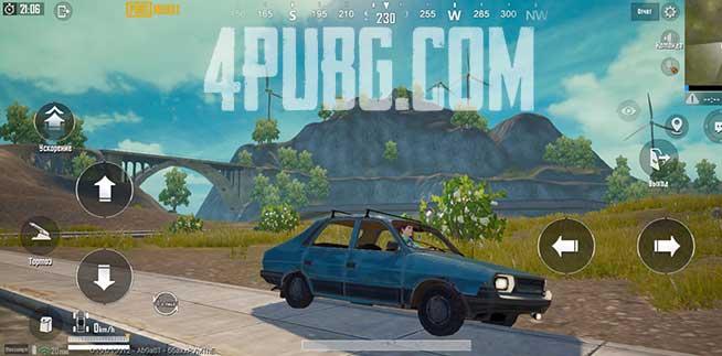 Dacia PUBG Mobile