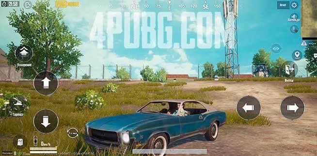 Мирадо PUBG Mobile