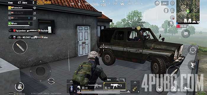High Jump Hack PUBG Mobile