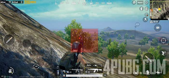 No Recoil Hack PUBG Mobile