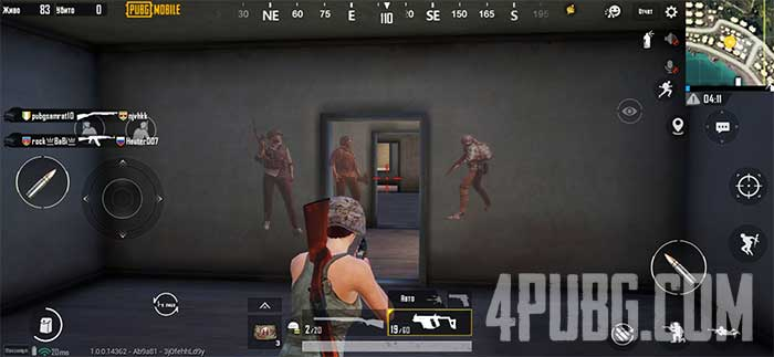 WallHack PUBG Mobile
