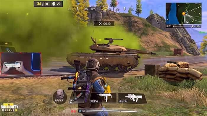 Как уничтожить танк в COD Mobile