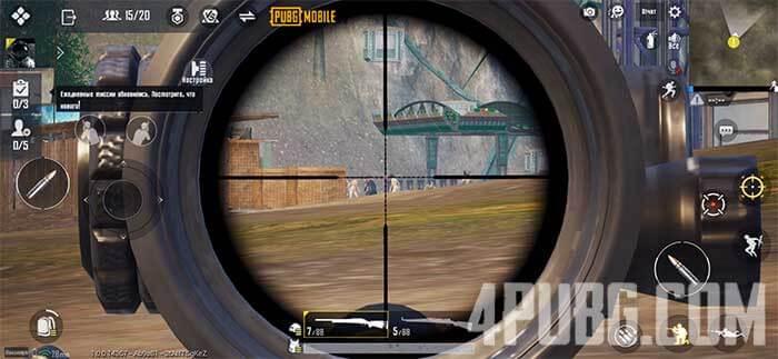 M24 PUBG Mobile