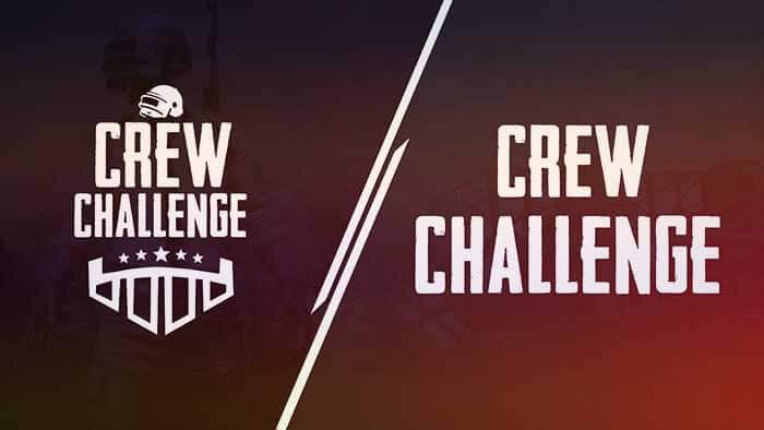 Правила PUBG Mobile Crew Challenge