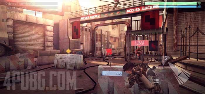 Cover Fire Offline Shooting Games скриншот из игры