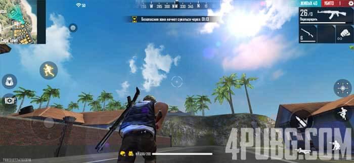 Free Fire скриншот из игры