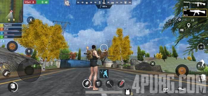 carFall – The Royale Combat скриншот из игры