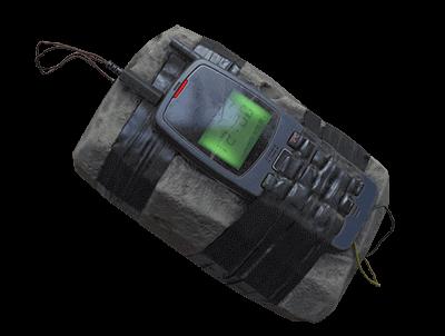 Липучая бомба PUBG Mobile