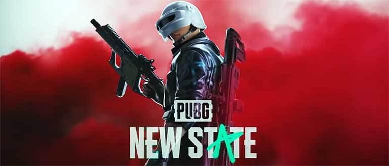 Альфа-тест PUBG NEW STATE стартует 11 июня