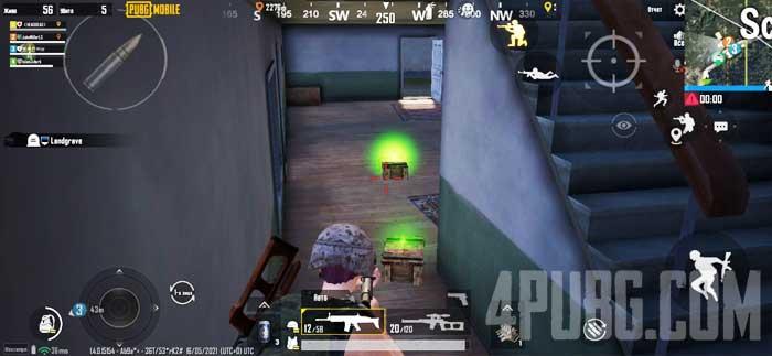 PUBG Mobile Коробки врагов