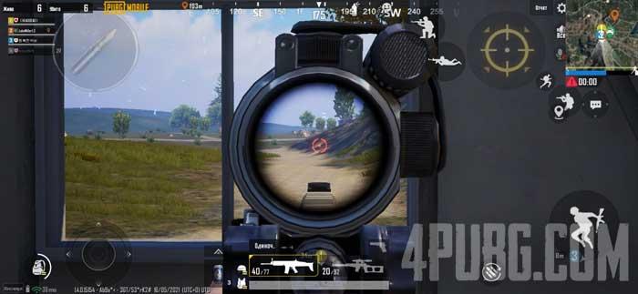 PUBG Mobile Режим стрельбы